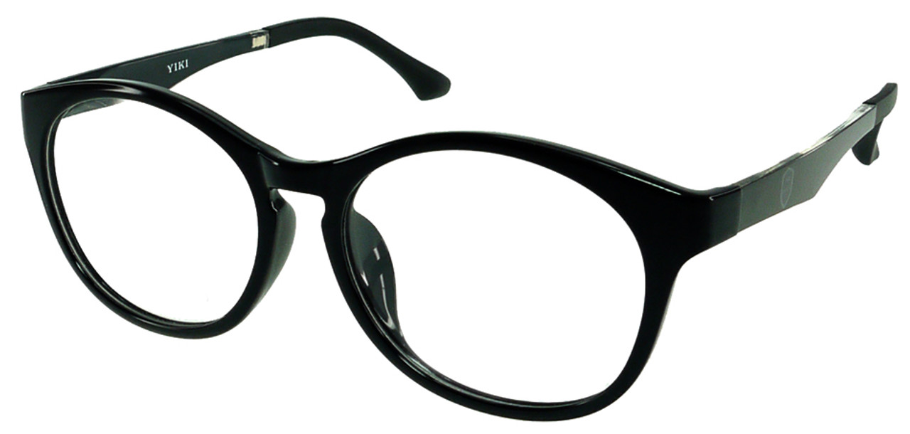 Burlington (Black) - Prescription Glasses