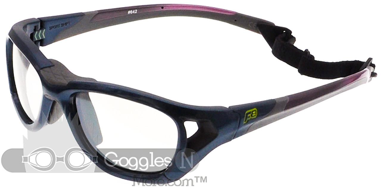 Rec Specs Liberty Sport- Sport Shift Glasses- Shiny Navy Blue