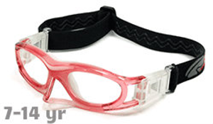 06fddae33a44 Kids Sports Goggles BL012 Pink   White with Nose Protector Suitable for  Ages 7 to 14