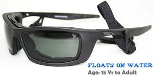 26c2f2fb9cd45  15+ yrs to Adults  Fuglies RX04 SAS Military Style Sunglasses  Black  ( Prescription Rx Lenses Available)