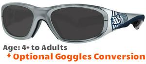 5fcd96133a8 Rec Specs F8 Street Series Bullseye Ripple Prescription Sunglasses Suitable  for Ages 4 to 12 Yr. Rec Specs (Liberty Sport)