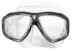 dbcb88e394 (1) TUSA M28 Geminus Prescription Diving Mask in Black
