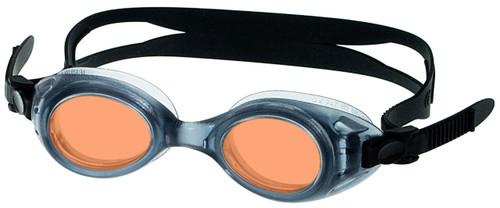 Kids Childrens Orange Swimming Goggles