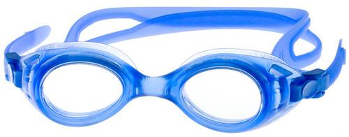 (1) GogglesNMore S7 Kids Prescription Swim Goggles Blue