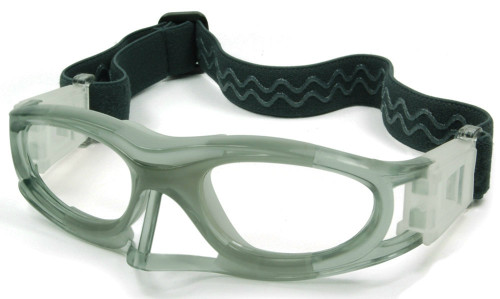 0b63f153ff2 (1) Kids Prescription Sports Goggles BL012 Gray with Nose Protector 130mm  Frame Width ...