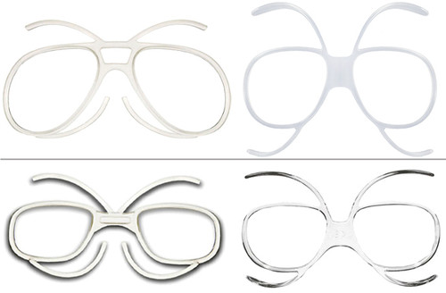 dfc1411578ef (1) Ski Goggles Prescription Inserts or Adaptors 3 Different Types Available