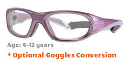 c7faae7edac Rec Specs F8 Street Series Cherry Vines Kids Prescription Sunglasses  Suitable for Ages 4 to 12
