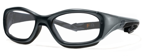 913244a7ed ... Sports Glasses - Suitable for Adults. (1) Rec Specs F8 Slam XL in Shiny  Gunmetal ...