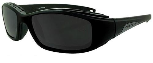 ee01f94628f (1) Liberty Sport Switch STORMRIDER Prescription Sports Sunglasses in Shiny  Black ...