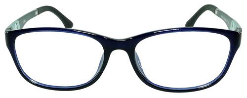 97f6b5fb80861 ... Optional Blue Light Control Lenses Fitted · Austin - Black Prescription  Glasses - Side View · Austin - Black Prescription Glasses - Front View ...