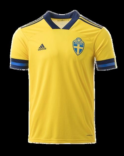 2020 Sweden  Home Shirt