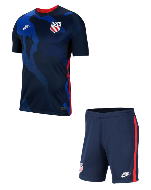 2020 USA Away Kids Kit with free name and number