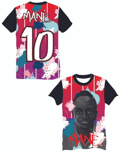 LIMITED EDITION Mané 10 Splash Supporters football shirt