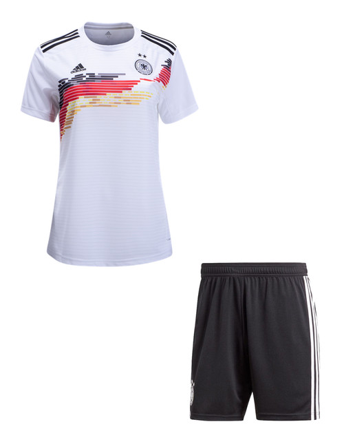 Germany FIFA Womens World Cup Home Kids Kit with free name and number