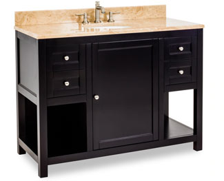 Finished Vanities