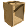 Base Cabinet Box - SilverMaple
