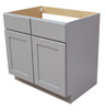 Grayson Series Sink Base With Two False Drawer Fronts