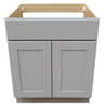 Grayson Series Sink Base With False Drawer Front - CabinetNow.com