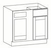Grayson Series Blind Corner with Drawer