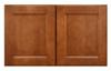 Ellisen Bridge Wall Cabinet with Soft Close Hinges