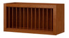 Ellisen Plate Holder Bridge Wall Cabinet