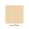 Natural Maple