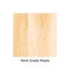 Paint Grade Maple
