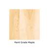 Paint Grade Maple