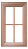 Cortina Inset Lite Cabinet Door