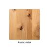 Rustic Alder