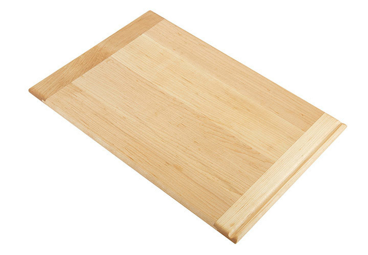 Cool 5 8 Thick Straight Grain Maple Wood Pull Out Cutting Board Download Free Architecture Designs Jebrpmadebymaigaardcom