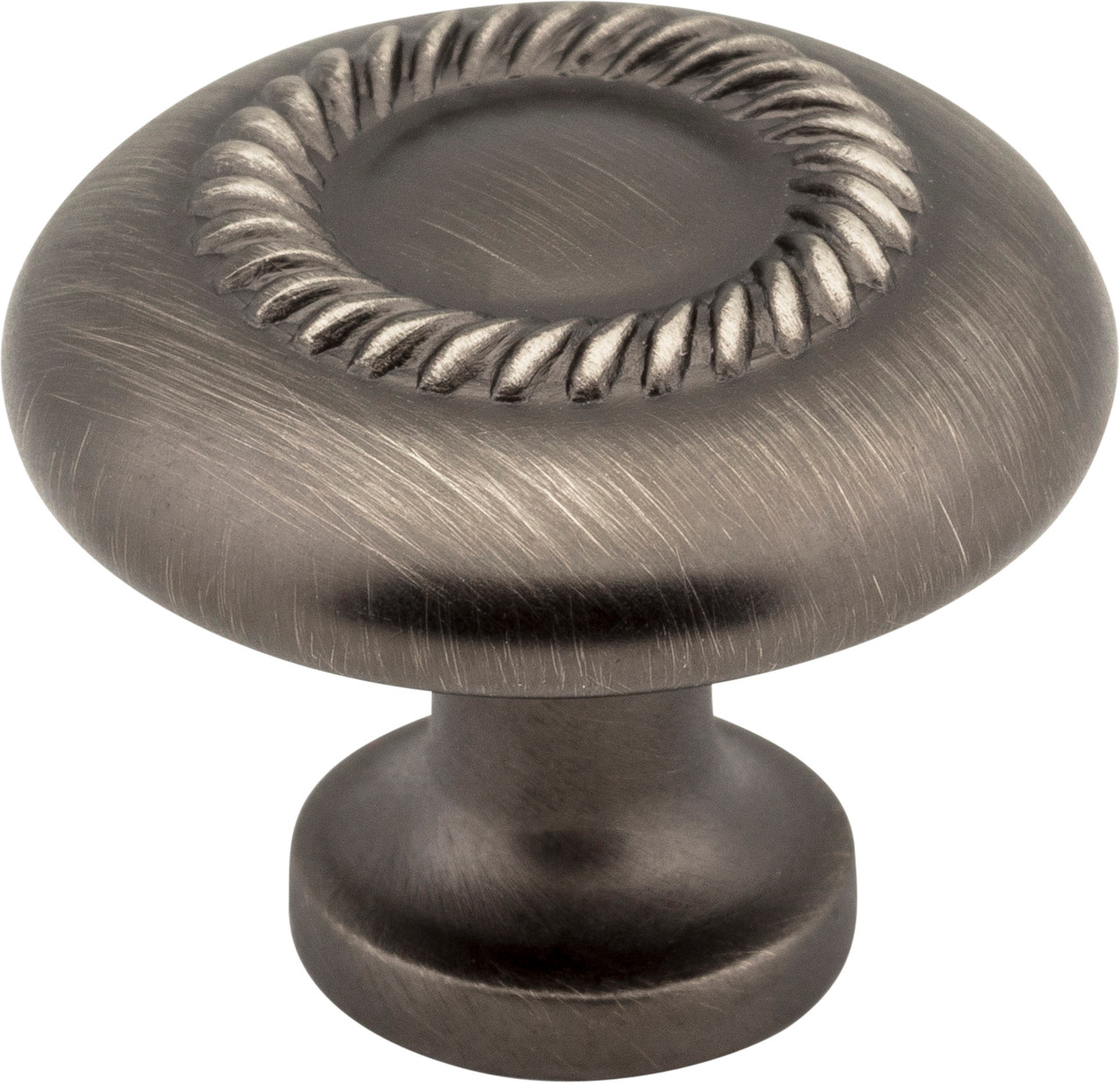 1 1 4 Diameter Cabinet Knob With Rope Detail From The