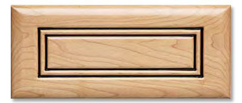 Routed Drawer Front DB-2