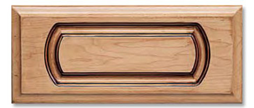 Routed Drawer Front DC-5