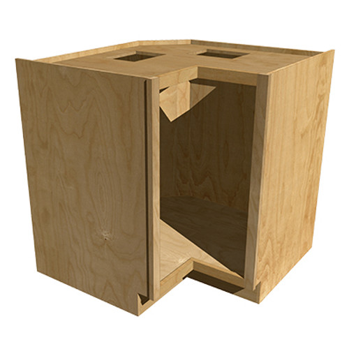 Base Corner Cabinet - Maple