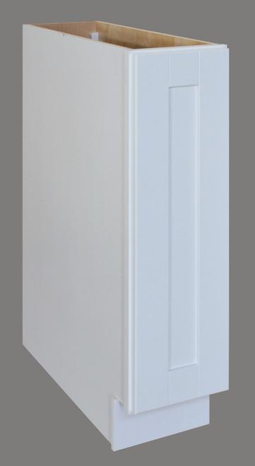Shaker Hill Single Door Base Cabinet