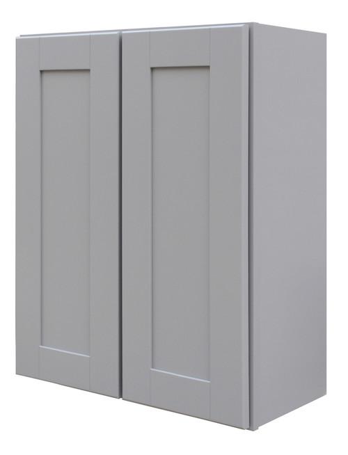 Grayson Series Double Door Wall Cabinet - CabinetNow.com