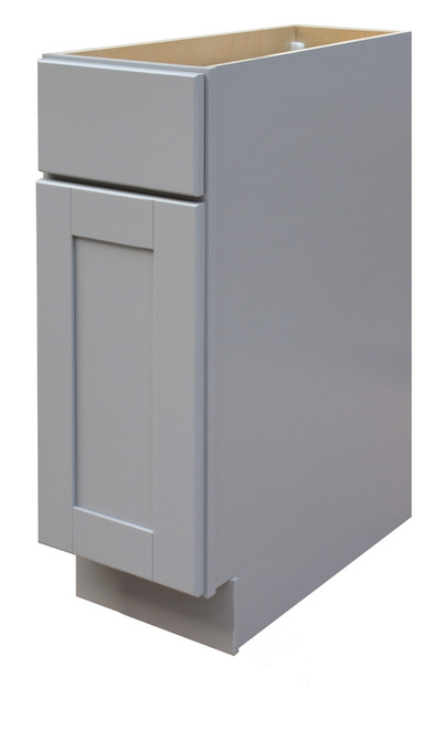 Grayson Series Single Door Base Cabinet with Drawer