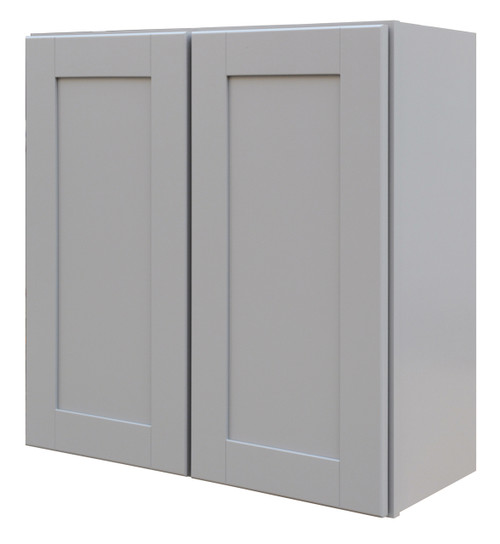 Grayson Series Blind Door Wall Cabinet with Pocket Drawers