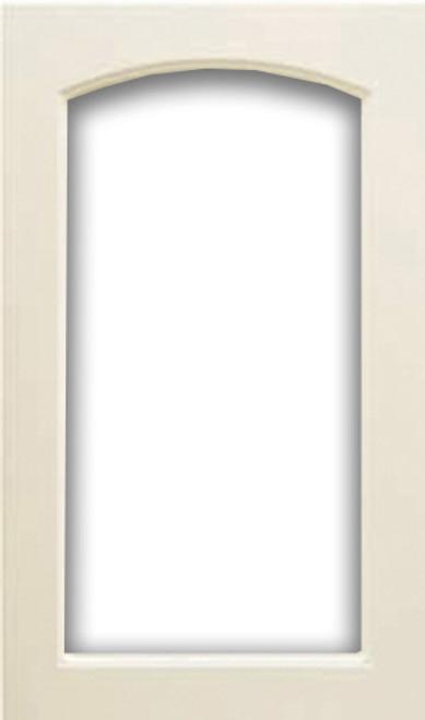 Kathryn RTF Glass Cabinet Door