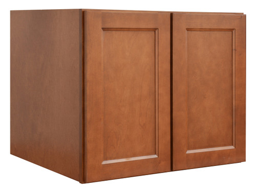 Ellisen Refrigerator Wall Cabinet with Soft Close Hinges