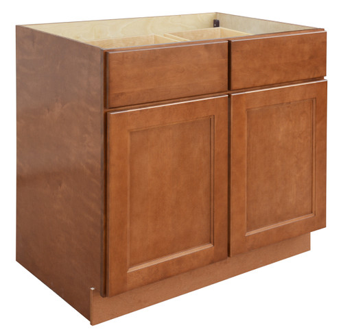 Ellisen Double Door Base Cabinet with Two Drawer