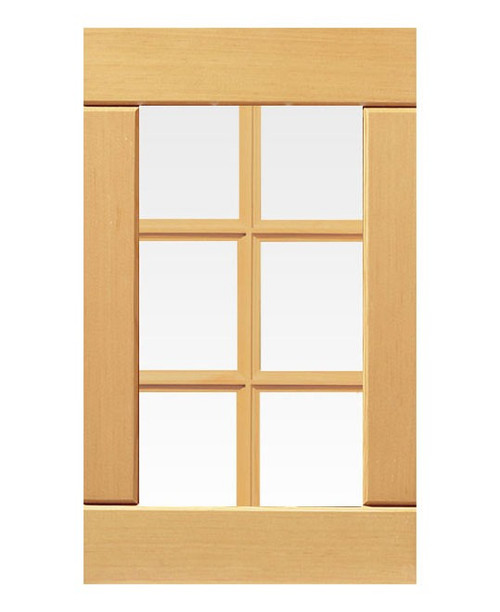 """Apache Cabinet Doors 3/4"""" for IKEA cabinets"""