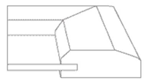 "Aspen Cabinet Doors 7/8"" for IKEA cabinets"