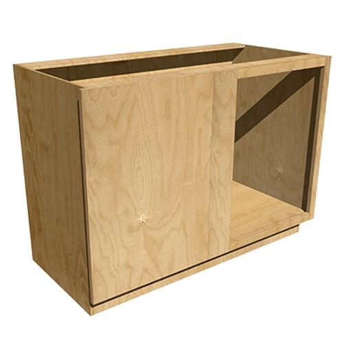 Left Base Cabinet - Red Oak