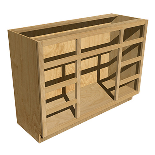 Vanity - 18in Fixed Drawer