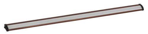 """30"""" CounterMax MX-L120-LO Under Cabinet LED Light in Anodized Bronze"""