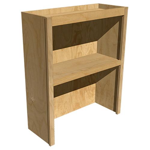 Upper Appliance Cabinet - Red Oak