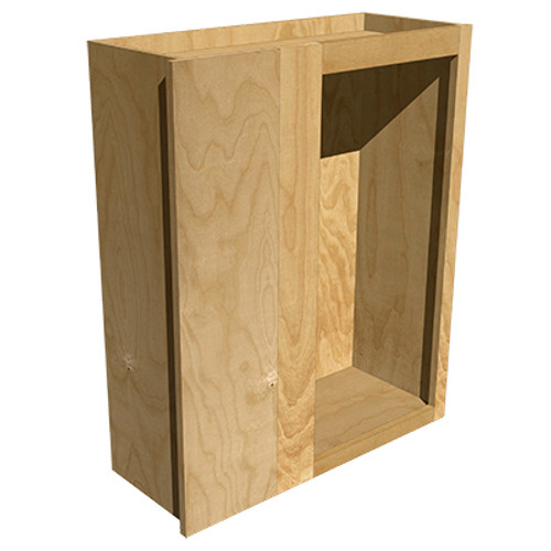 Left Blind Upper Corner Cabinet
