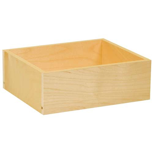 Doweled 9-ply drawer boxes